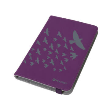 Platinet Etui Na Tablet 7-7,85 Tok - Nature Birds-Purple - Pto78Nbp