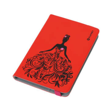 PLATINET ETUI NA TABLET 7-7,85 TOK - NATURE WOMAN-RED - PTO78NWR