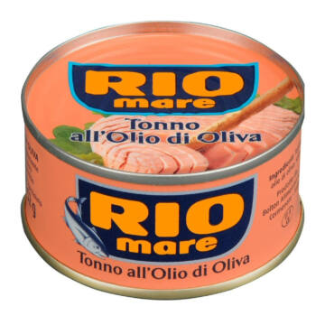 Rio Mare Tonhal Olivaolajban 80 gr
