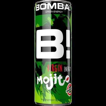Bomba Mojito Dobozos Energiaital 250 ml