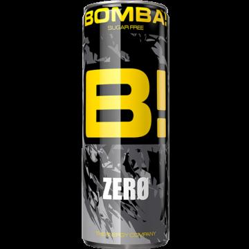 Bomba Zero Dobozos Energiaital 250 ml