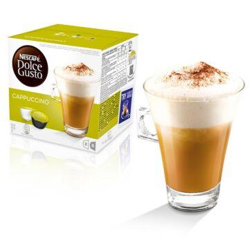 Nescafe Dolce Gusto Cappuccino 8+8 db kapszula