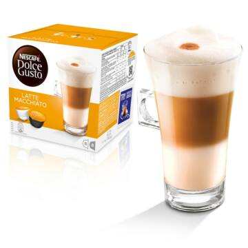 Nescafe Dolce Gusto Latte Macchiato 8+8 db kapszula