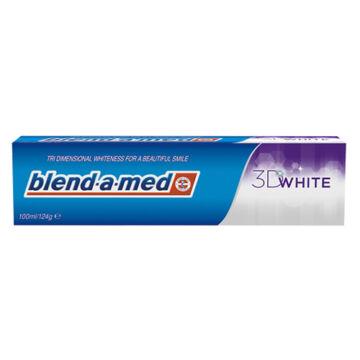 Blend-A-Med 3D White Fogkrém 124G
