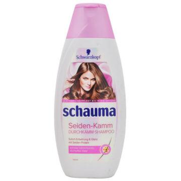 Schauma Selymes Fésülés Sampon 400 ml