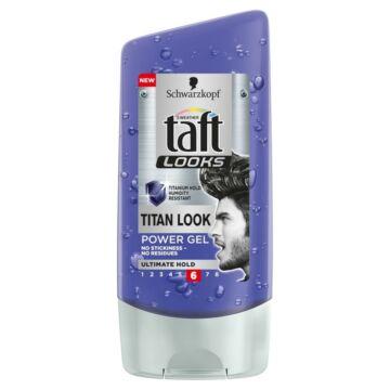 Schwarzkopf Taft Looks Titan Look Hajzselé 150 ml