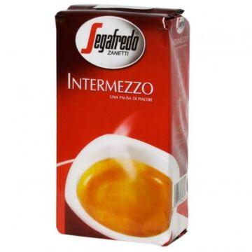 Segafredo Zanetti Intermezzo Őrölt, Pörkölt Kávé 250g + grátis 30g