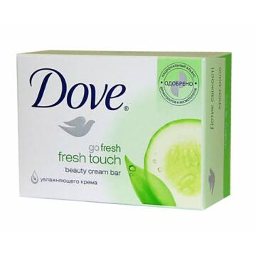 Dove Fresh Touch Szappan 100 g