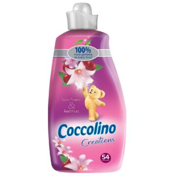 Coccolino Creations 1,9 L Tiare Flower & Red Fruits 54 Mosás