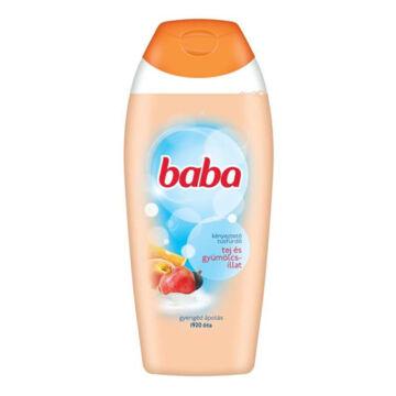 Baba Tej És Gyümölcsillatú Kényeztető Tusfürdő 400 ml