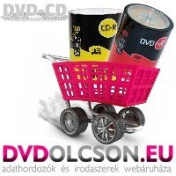 JVC CD-R 16X Nyomtatható Lemez, Fényes Vízálló Cake (50)