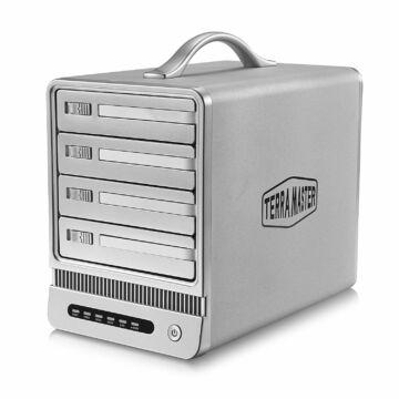 TerraMaster RAID merevlemez rendszer (F4-300) USB 3.0, e-SATA