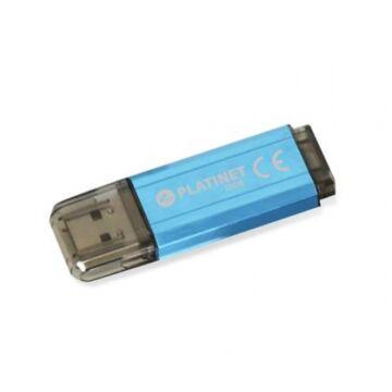 16 GB pendrive Platinet V-Depo USB 2.0 KÉK 42177 PMFV16BL