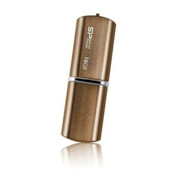 Silicon Power 16GB Luxmini Pendrive 720 USB 2.0 Bronz