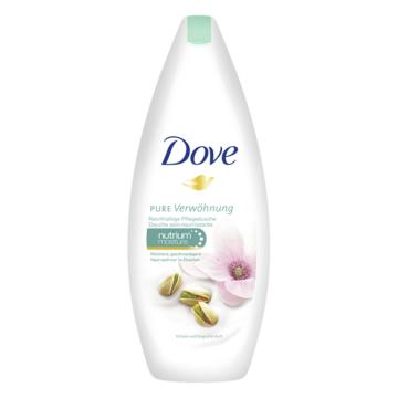 Dove Purely Pampering Pisztácia És Magnólia Tusfürdő 250 ml