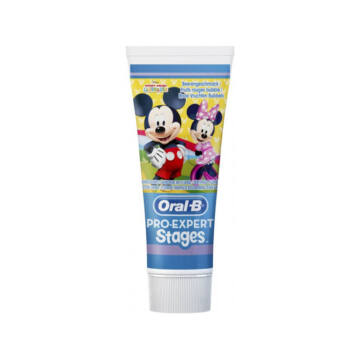 Oral B Pro-Expert Stages Mickey Mouse Fogkrém 75 ml