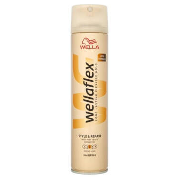 Wellaflex Style & Repair Hajlakk 250 ml