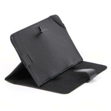 Fiesta Georgia 7 Colos Tablet Tok, Támasztó Állvány Funkcióval (Fekete), Öko-Bőrből 41668