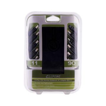 Cliptec 90W Slimline Notebook Töltő Gzj 111