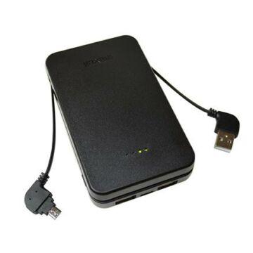 Maxell Power Bank (Újratölthető Mobil Telefon Töltő) Mpc-C 10000 Fekete