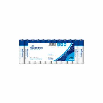 Mediarange Alkaline AAA Lr03 Premium (24Db)