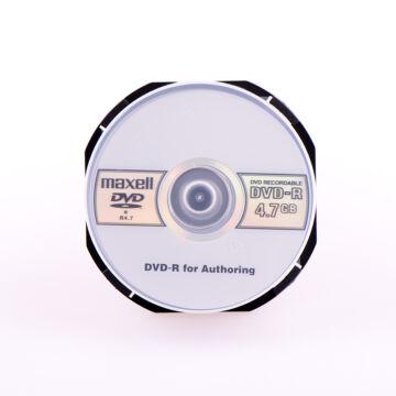 Maxell DVD-R Authoring Lemez - Cake (25)