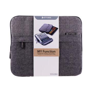 Ztoss Összecsukható Tablet Tok Sss284 Szürke