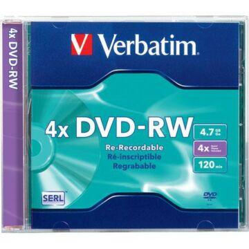 Verbatim DVD+RW 4X Jwc