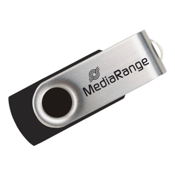 MEDIARANGE USB 8 GB 2.0 PENDRIVE  MR908