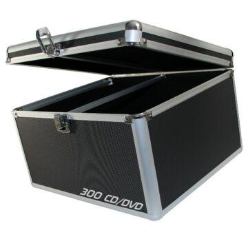 MediaRange Dj Box 300 db-os Fekete