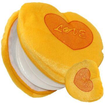 Mappa plüss Yellow Heart GS-08 (12 CD)