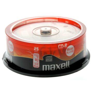 Maxell CD-R 52X Audio Lemez - Cake (25)