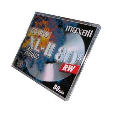 Maxell CD-RW Audio Lemez - Normál Tokban (1)