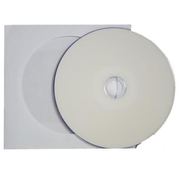 Maxell DVD-R 16X Teljes Felületén Nyomtatható Lemez - Papírtokban (10)