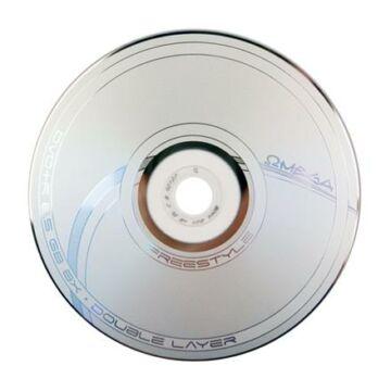 Freestyle DVD+R DL 8X 8,5 gB Lemez - Cake (10)
