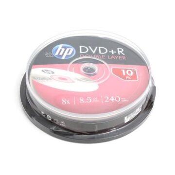 HP DVD+R 8X Dl Megnövelt Kapacitású Lemez, Cake (10)