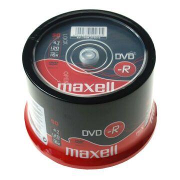 Maxell DVD-R 16X Lemez - Cake (50)