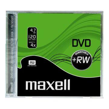 Maxell DVD+RW 4X Lemez - Normál Tokban (1)