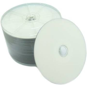 Maxell DVD-R 16x teljes felületén nyomtatható lemez, Shrink (50)