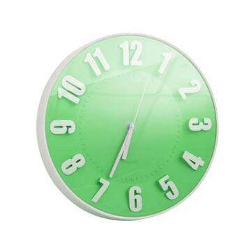 Platinet Zegar Today Falióra, Zöld 42991