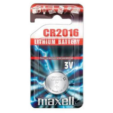 Maxell Lítium Gombelem CR2016