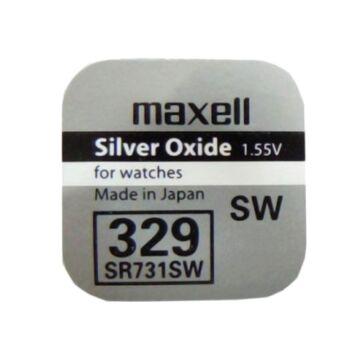 Maxell Ezüst-Oxid Gombelem Sr731Sw
