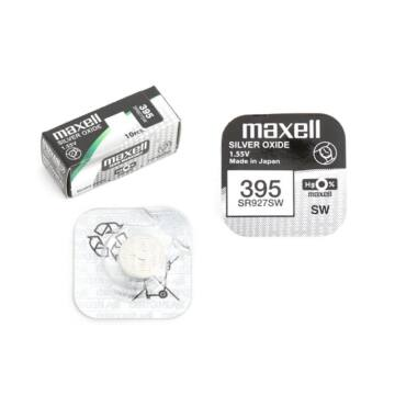 Maxell Ezüst-Oxid Gombelem Sr927Sw