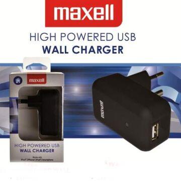 Maxell High Power USB Hálózati 220V Töltő