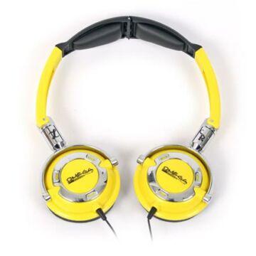 FREESTYLE Headset + MIC  FH0022 ABC-PS022 Sárga 41287