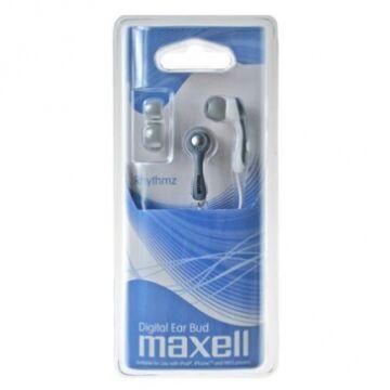 Maxell Rhythmz hangosítható fülhallgató, fehér