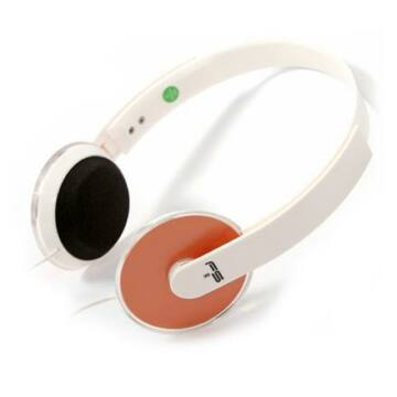 FREESTYLE HEADSET HOOP FH-3930 IPHONE+PC NARANCS