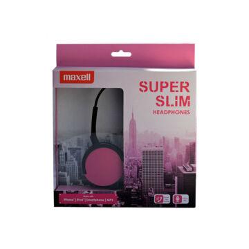Maxell Fejhallgató Mxh-Hp200 Pink