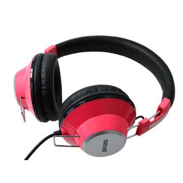 Maxell Fejhallgató Retrodj Pink