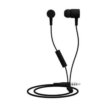 Maxell Spectrum Mikrofonos Fülhallgató Fekete
